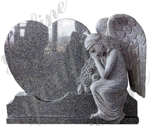angel memorials headstones