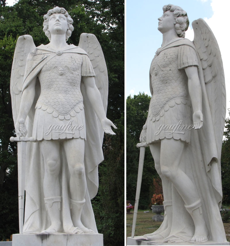 archangel michael statue for sale