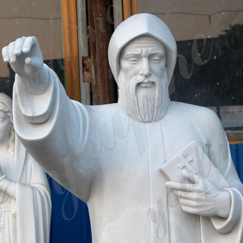 catholic religious statue