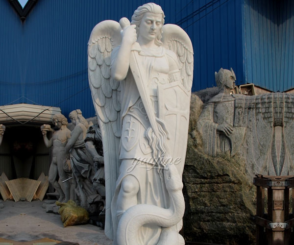 guardian angels statues