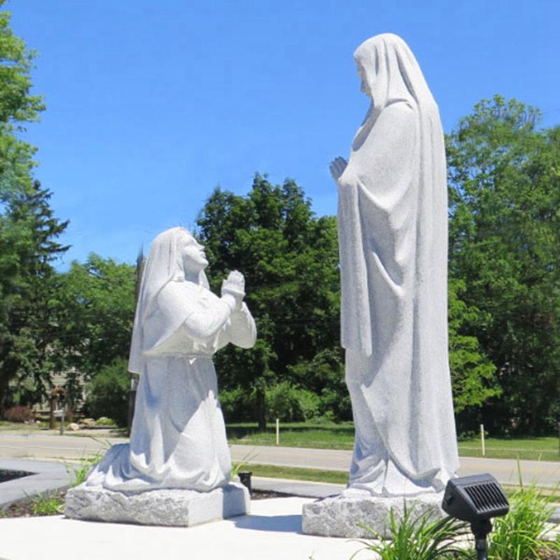 life size religious statues catholic