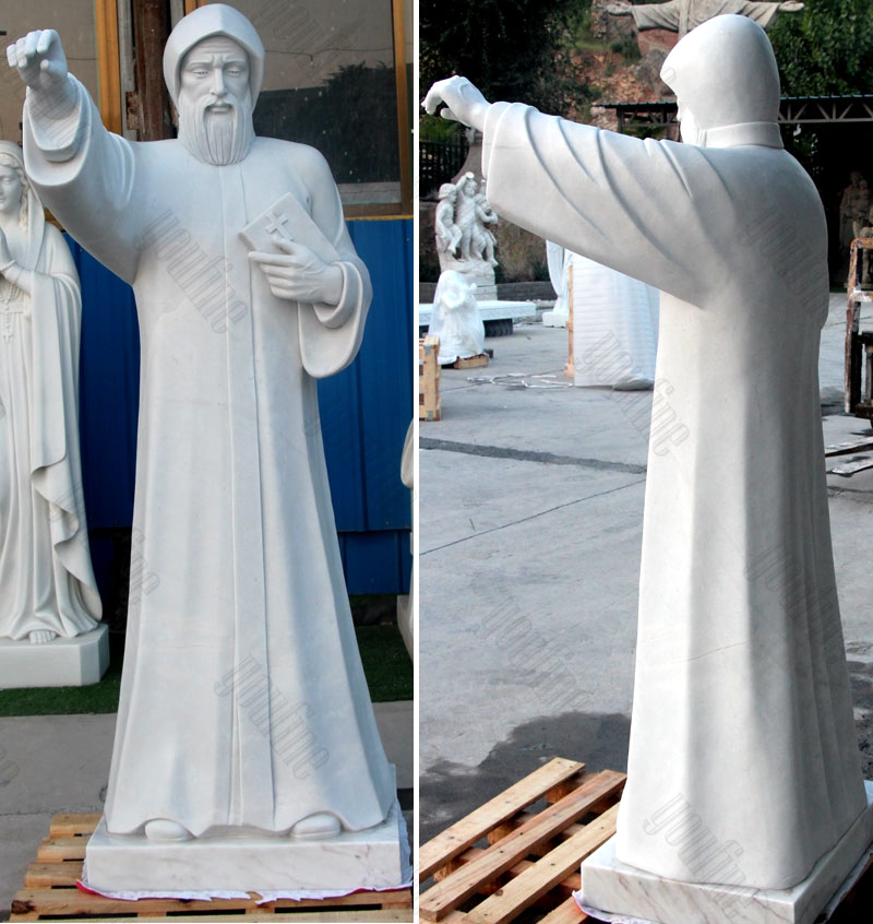 saint statues for the garden