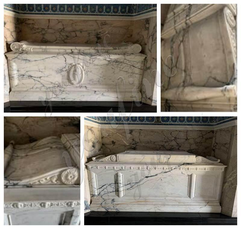 MarbleMausoleum Headstone